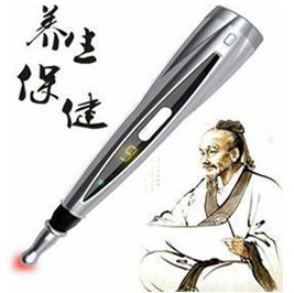 Free Shipping laser acupuncture pen Latest Electronic Acupuncture device acupuncture points
