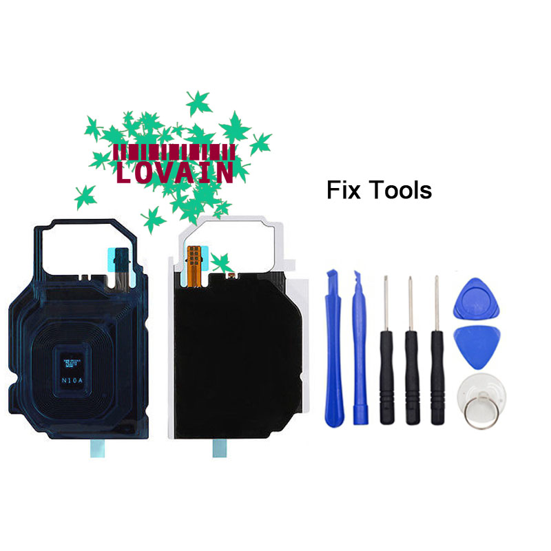Tools for Samsung Galaxy Note5 Note-5/N920/Nfc/.. Coil-Sticker Flex-Cable Ribbon  title=