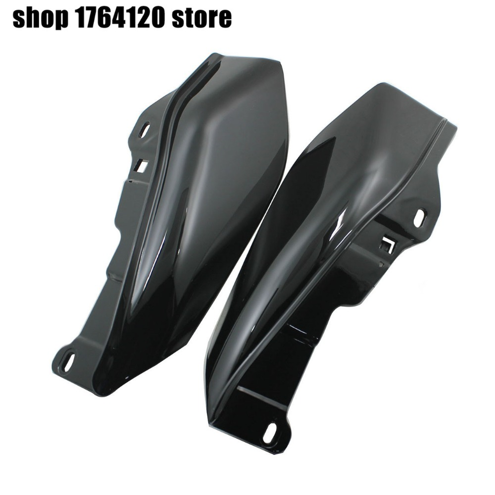 Motorcycle Mid Frame Air Deflector Trim For Harley Touring