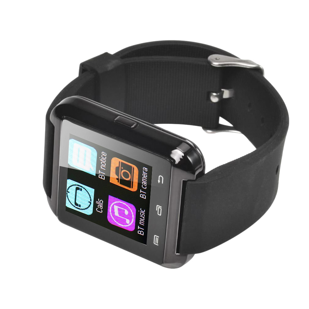 Bluetooth Smart Watch WristWatch U8 Watch for Samsung HTC Huawei LG Android Phone Smartphones Support Message