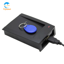 купить USB Interface RFID Reader Access Control Reader USB RFID Reader with 125KHz or 13.56MHz read card number по цене 325.66 рублей