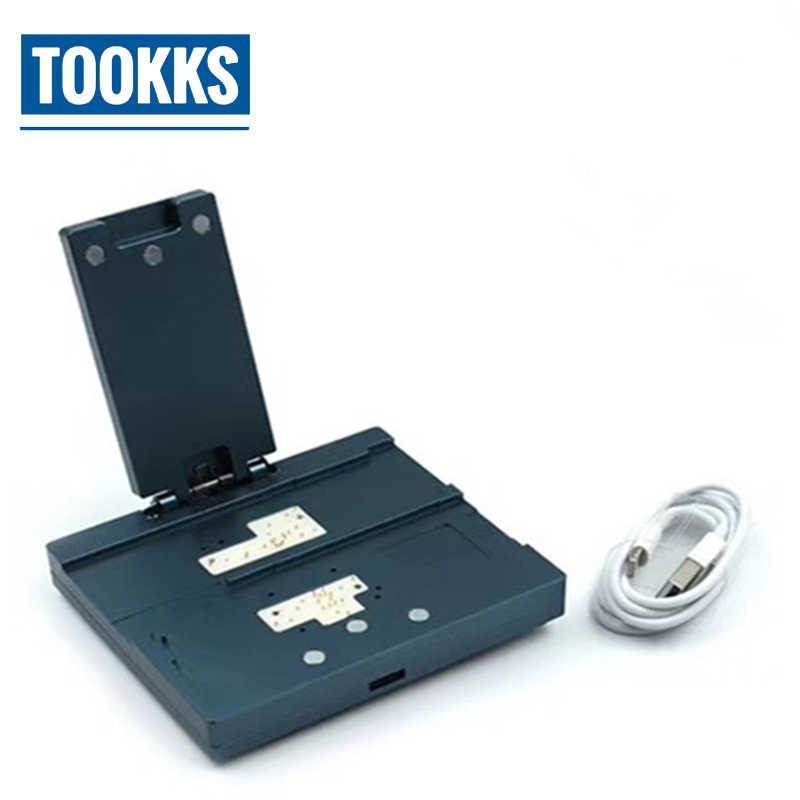 NAND Programmer Read Write Test Tool iPad 5 6 Air 1 2 Lock Remove Programmer Free Demolition Hard Disk Test Instrument