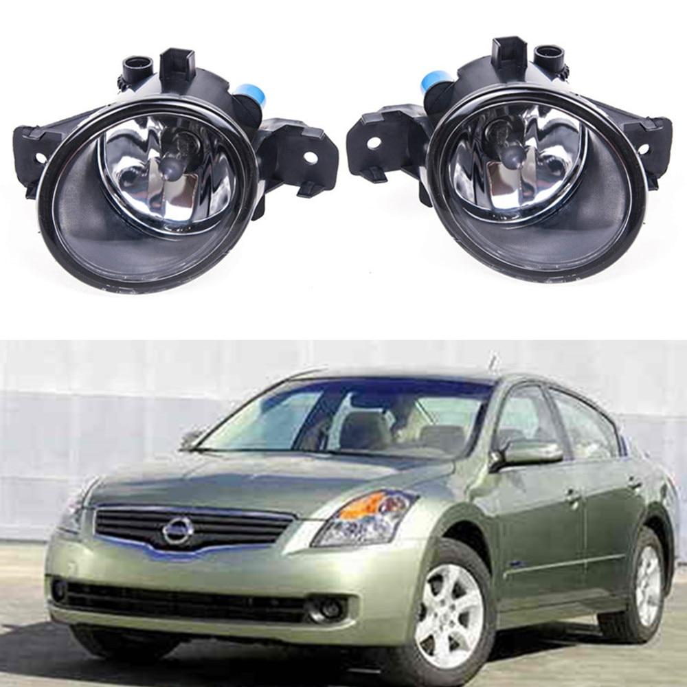 For nissan altima 2008 2014 car styling fog lamps 55w halogen lights 1set china