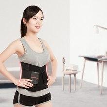 YUWELL slimming body shaper waist Belt slimming wraps Postpartum Tummy Trimmer Body Fat Waist trainer Weight