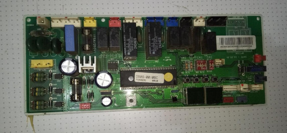 MUFH-6HP DB09-00106C DB930102AB Good Working Tested