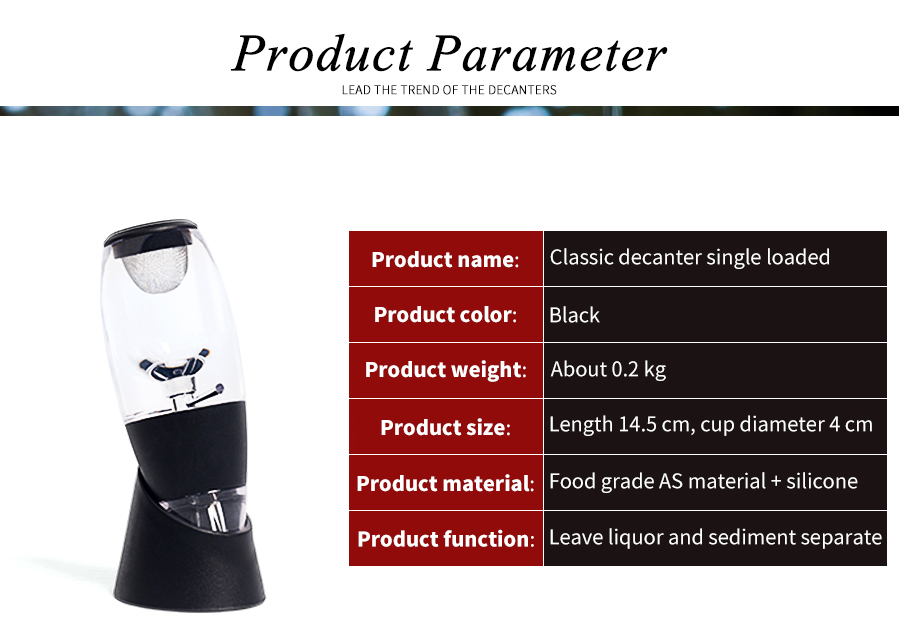 Wine Quick Aerator
