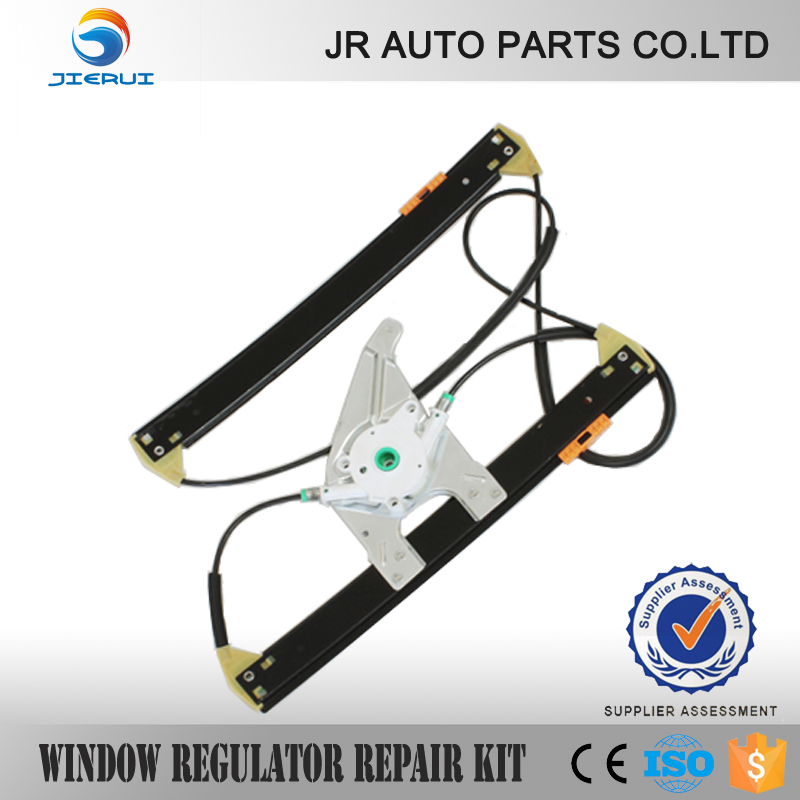 JIERUI FOR AUDI A3 8L 2/3 DOORS COMPLETE ELECTRIC WINDOW REGULATOR FRONT LEFT 96-04 NSF