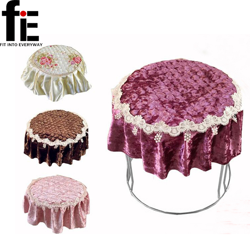 achetez en gros tabouret couvre ronde en ligne des grossistes tabouret couvre ronde chinois. Black Bedroom Furniture Sets. Home Design Ideas