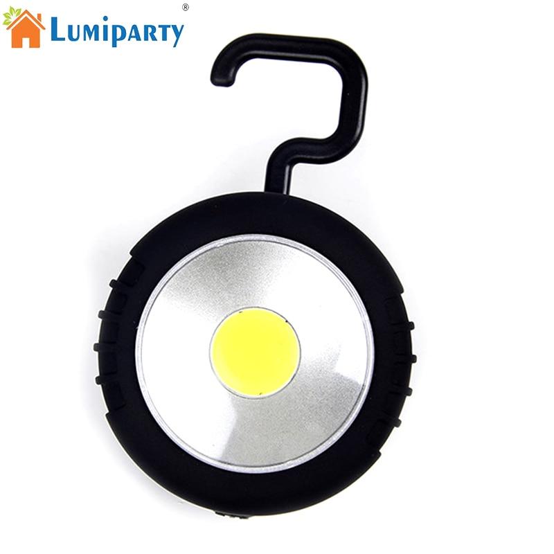 Lumiparty 5Pcs Mini Pocket Portable Bright LED Lightweight Lanterns Light For Hiking Camping Fishing Hiking Emergencies