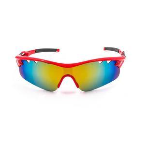 Image 2 - Polarisierte Sonnenbrille Radfahren Outdoor Sport Fahrrad Brille Männer Frauen Bike Sonnenbrillen Brillen 5 Objektiv