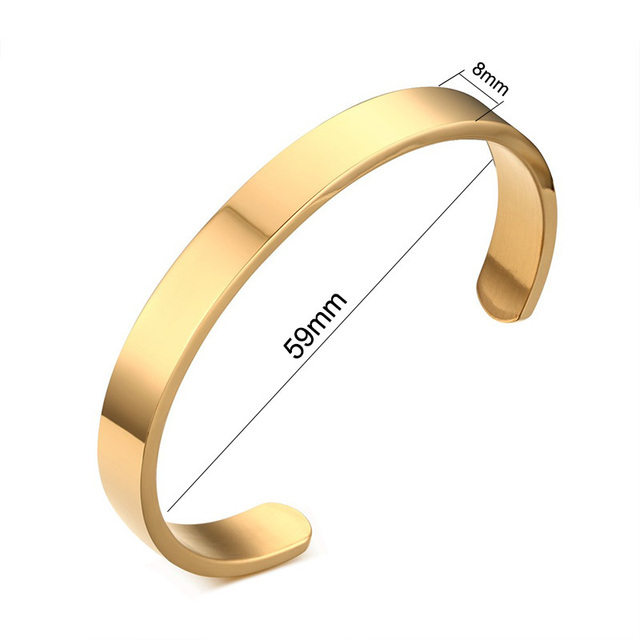 Vnox Bracelet Customized...