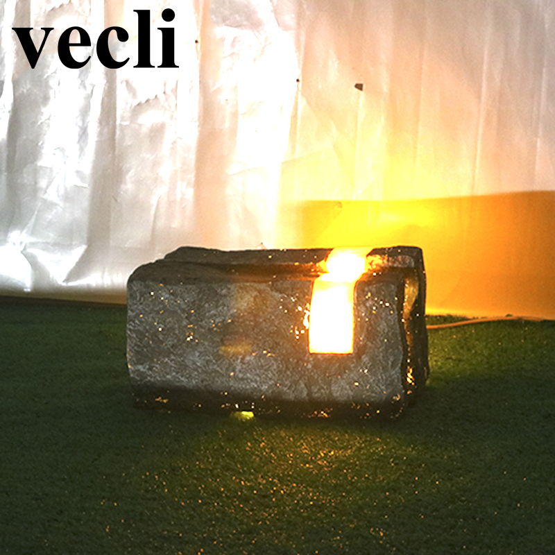 VECLI energy garden lights outdoor store sharp lampa ogrodowa waterproof pathway lamps