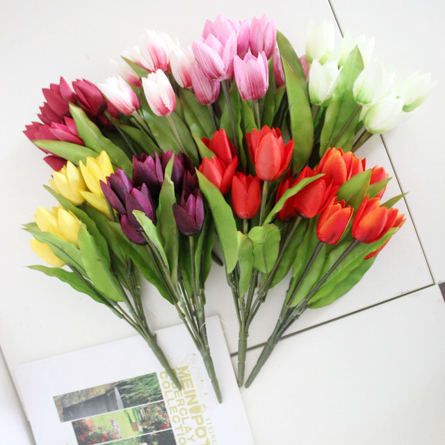 small head tulip spend beam simulation the bunch of flowers flower rh aliexpress com small bunch of flowers jan brueghel small bunch of flowers or a sentiment or motto