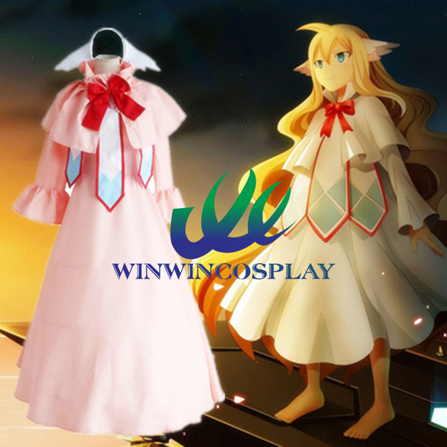 Anime Fairy Tail Mavis Zinnober Rosa Cosplay Kleid Tuch Fur Erwachsene Frauen Comic Con Party Halloween
