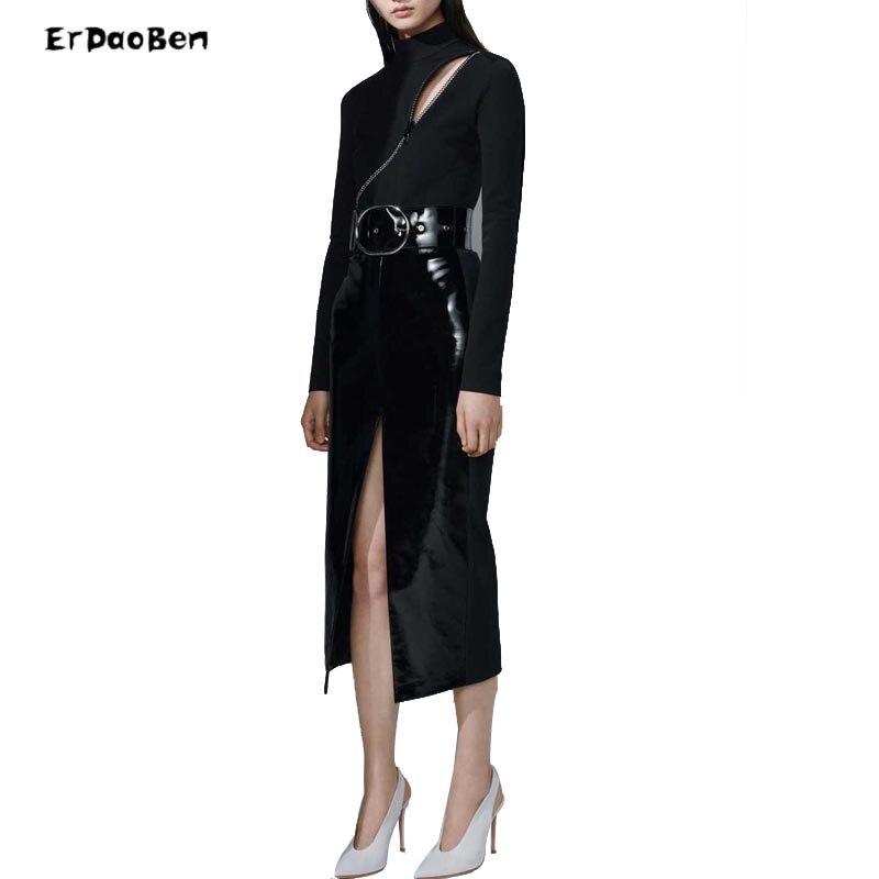 Soirée Erdaoben Bandage Robes Élégant Sleeveclub Nouveau Robe Long H5646 Partie Femmes Celebrity Sexy YxY5rfwqp