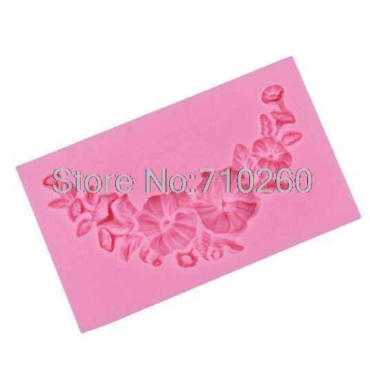 M022 Rose Flower Silicone Mold ,Fondant Cake Decorating Tools ,Chocolate Mold Silicone ,Soap Molds for Kitchen Bakeware