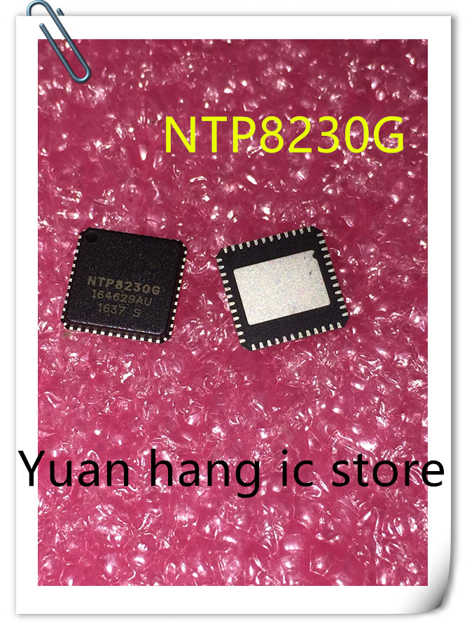 1PCS NEW NTP8230G NTP8230 NTP-8230 Built-in DSP 30W Pure Digital Power Amplifier IC, I2S Control