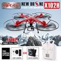 New PROFESSIONAL X102H MJX rc zangão FPV RC Quadcopter Zangão pode com Câmera de 14.0 HD 2.4G 6-axis Helicópteros RC VS SYMA X8HG X8W