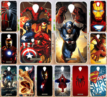 For Lenovo A5000 A 5000 Printed Deadpool Marvel comic superhero PC Hard Plastic Case Cover For Lenovo A5000 A 5000 Phone Case