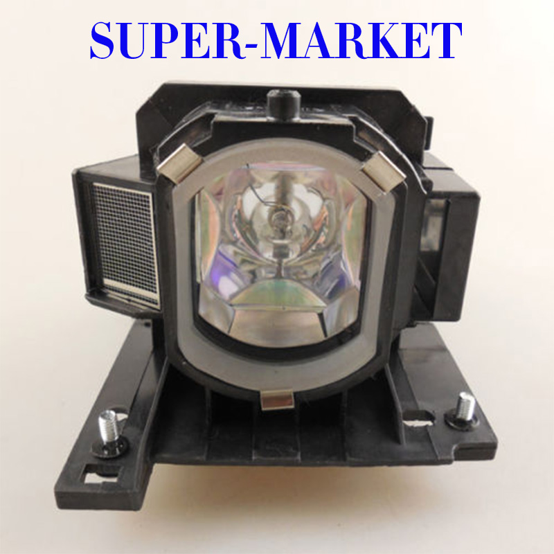 все цены на Free Shipping High quality DT01026 Replacement Projector bare bulb/Lamp For Hitachi CP-RX78/CP-RX80/ED-X24 Projector онлайн