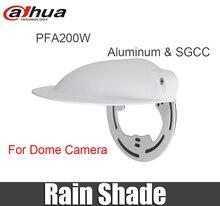 Dahua המקורי PFA200W גשם צל של כיפת מצלמה טלוויזיה במעגל סגור אביזרי סוגר עבור כיפת IP מצלמה