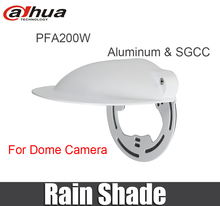 Dahua orijinal PFA200W Yağmur Gölge Dome Kamera CCTV Aksesuarları Braketi Dome IP kamera