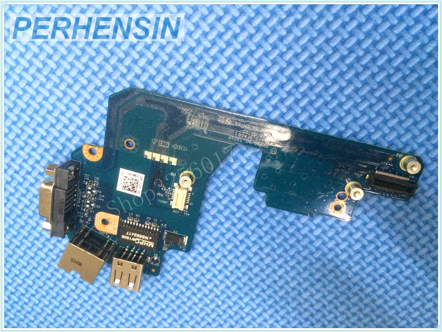 US $15 52 |FOR Dell FOR Latitude E5430 Board 4M3HJ Ethernet USB VGA SIM  Card 04M3HJ LS 7901P qxw00-in Computer Cables & Connectors from Computer &