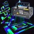 Лазерный сканер с 3D эффектом DMX  зеленый  синий  голубой  мощный красочное освещение для сцены  проектор для вечеринок