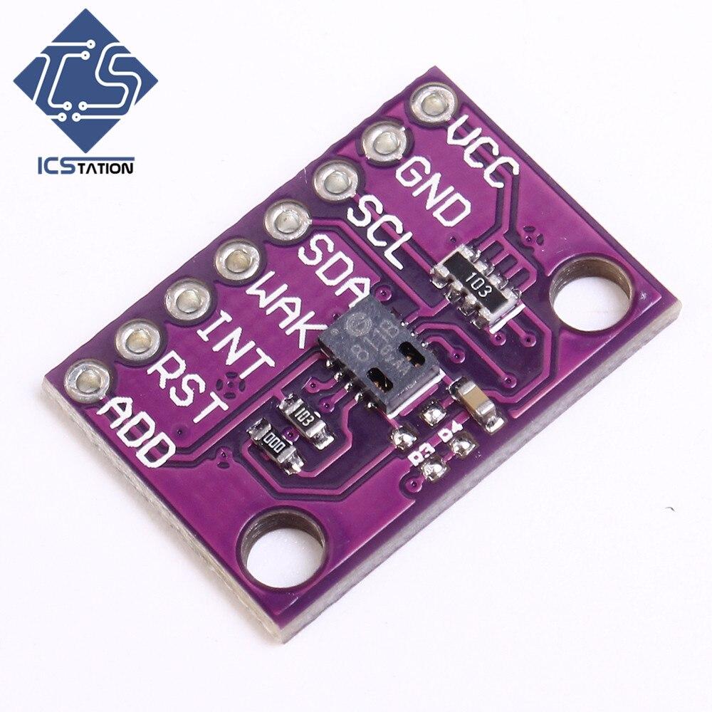 CCS811 Digital Atmospheric Pressure Sensor Module For Air Detection Arduino Sensor Board yec ccs pcu