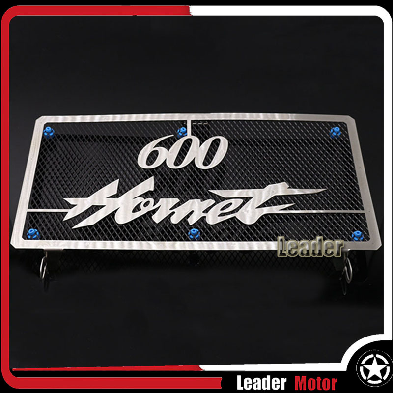 Для Honda Шершень 600 CB600 КБ 600 2003-2006 мотоцикл радиатор решетка гвардии Крышка топливного бака защитная сетка