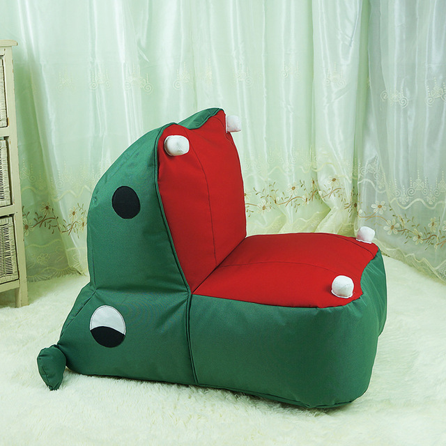 Hot Sale Hippo Cartoon Bean Bag Sofa Kids Sofa Chair Childrenu0027s Bedroom  Seat Sofa For Children