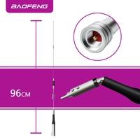 Baofeng Diamond SG7200 Mobile Antenna UHF/VHF Dual Band SG 7200+ Black Car Clip Mount Kit RB 66 + 5M Cable For Mobile Car Radio