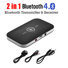 2 in 1 Wireless Bluetooth Transmitter Receiver A2DP for TV Stereo Audio Adapter GDeals