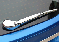 For Ford Focus 3 MK3 2012 2013 Hatchback Back Window Wiper Decoration Cover Rear Wiper Cover