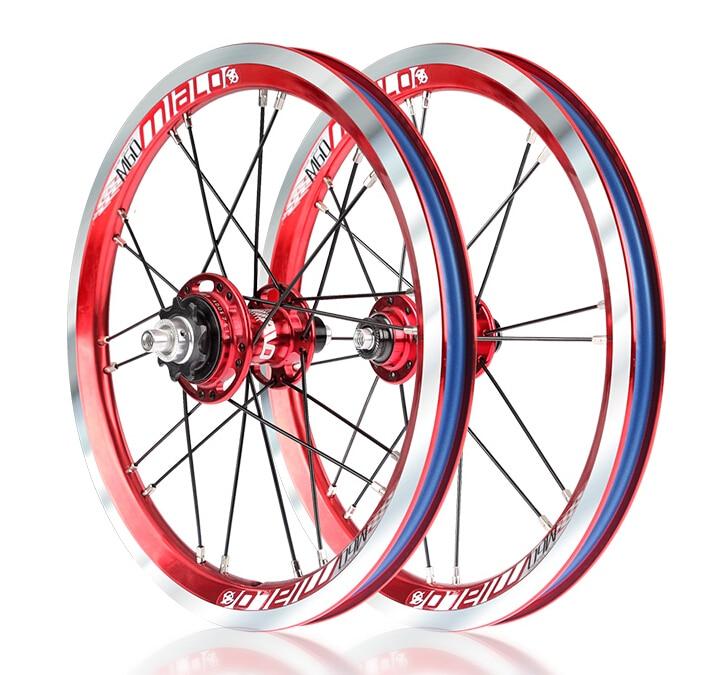 Kids balance bicycle 12 inch wheelset wheel Aluminium for Kokua 85mm 1pair