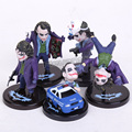 Batman The Dark Knight Joker Mini PVC Figuras Colección 5 unids/set
