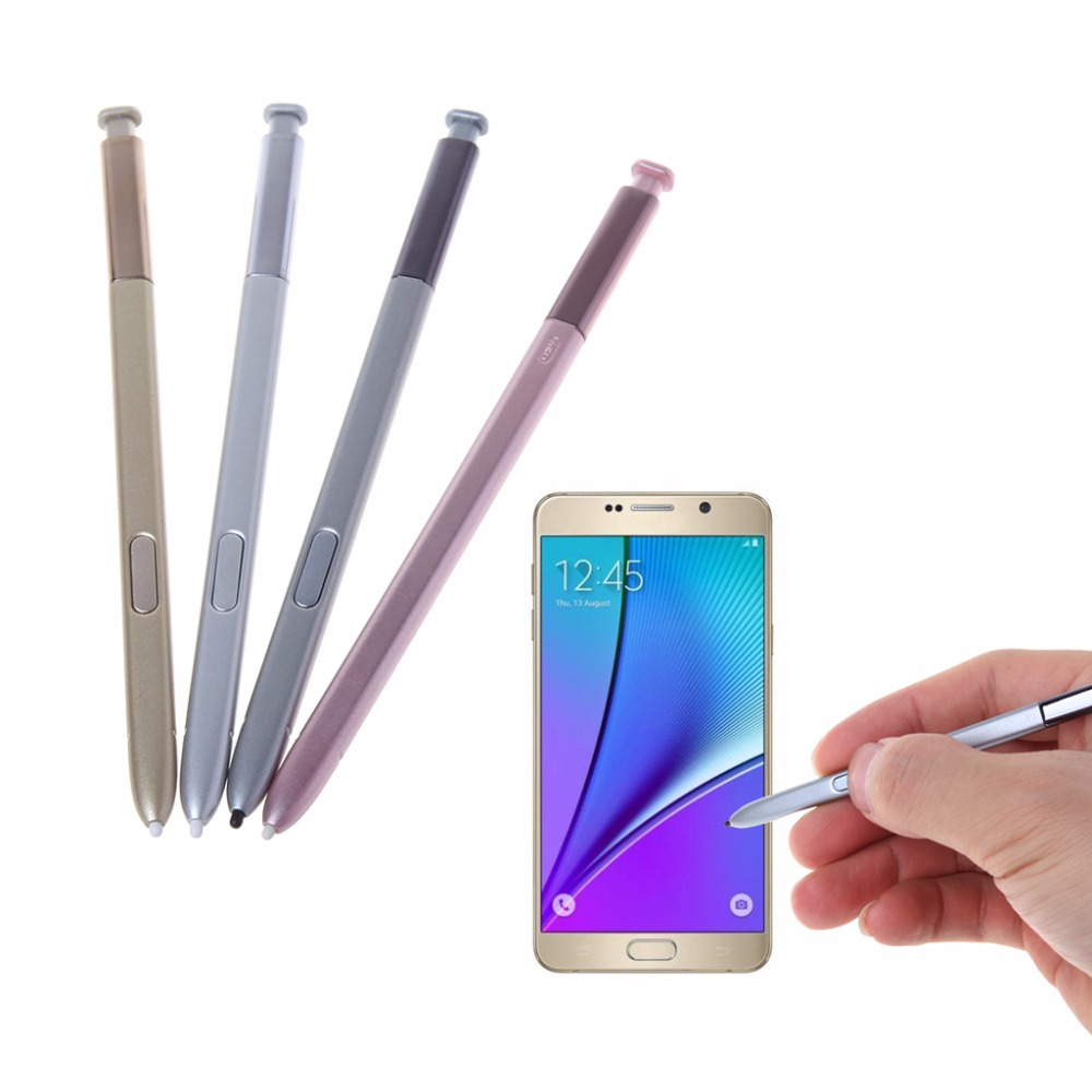 Multifunctional Pens Replacement For Samsung Galaxy Note 5 Touch Stylus S Pen touch screen stylus pen with 3 5mm anti dust plug for samsung galaxy note i9220 more red