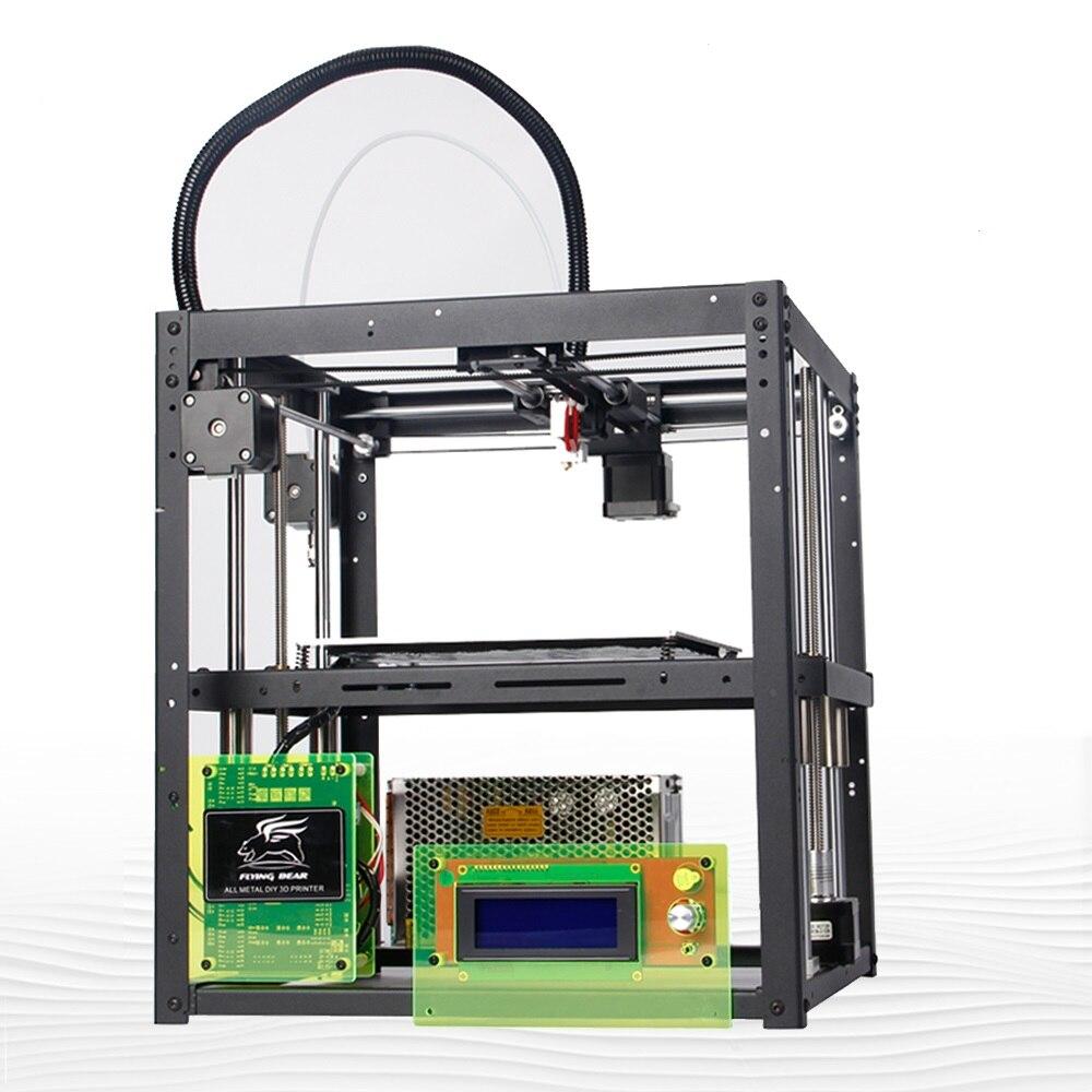 Activité Flyingbear-P905 Full metal Haute Qualité Précision Makerbot Structure DIY3d Imprimante kit pour vente