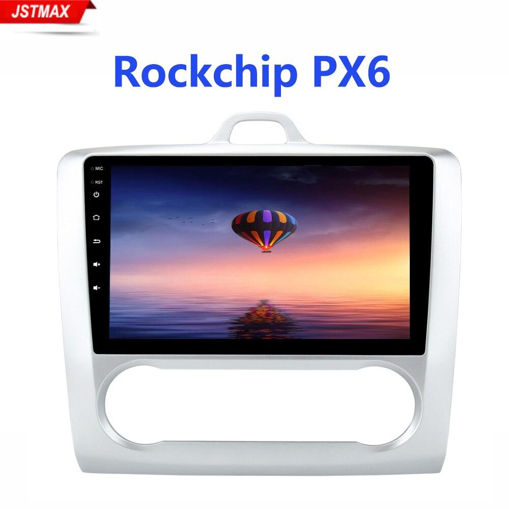 Autoradio 1 Din lecteur multimédia de voiture Android 9.0 GPS Navigation avec écran 9
