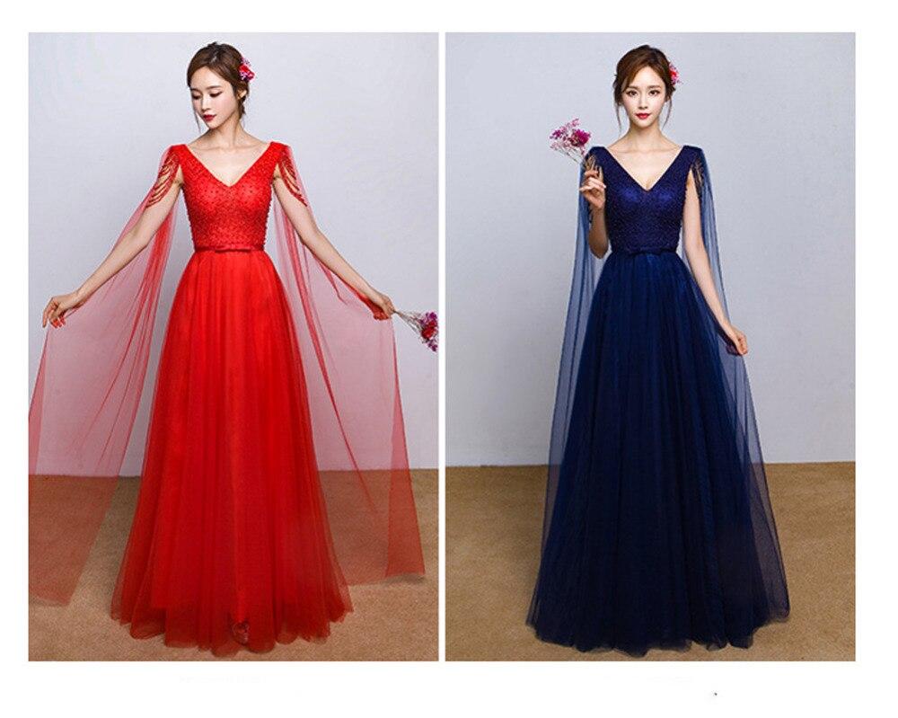 red navy blue wedding dress a line bridal gowns lace up 2017 crystals vestido de novia short sleeve robe de marriage cap sleeve