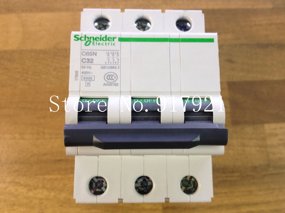 [ZOB] original original C65N32 3P32A air circuit breaker switch 17905 genuine original  --5pcs/lot