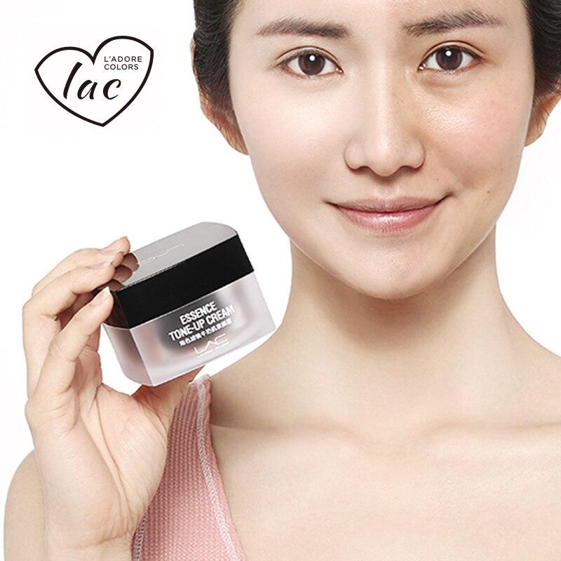 LAC Face Cream BB Korean Cosmetics Nude Makeup Base Air Cushion Concealer Moisturizing Foundation Whitening Beauty