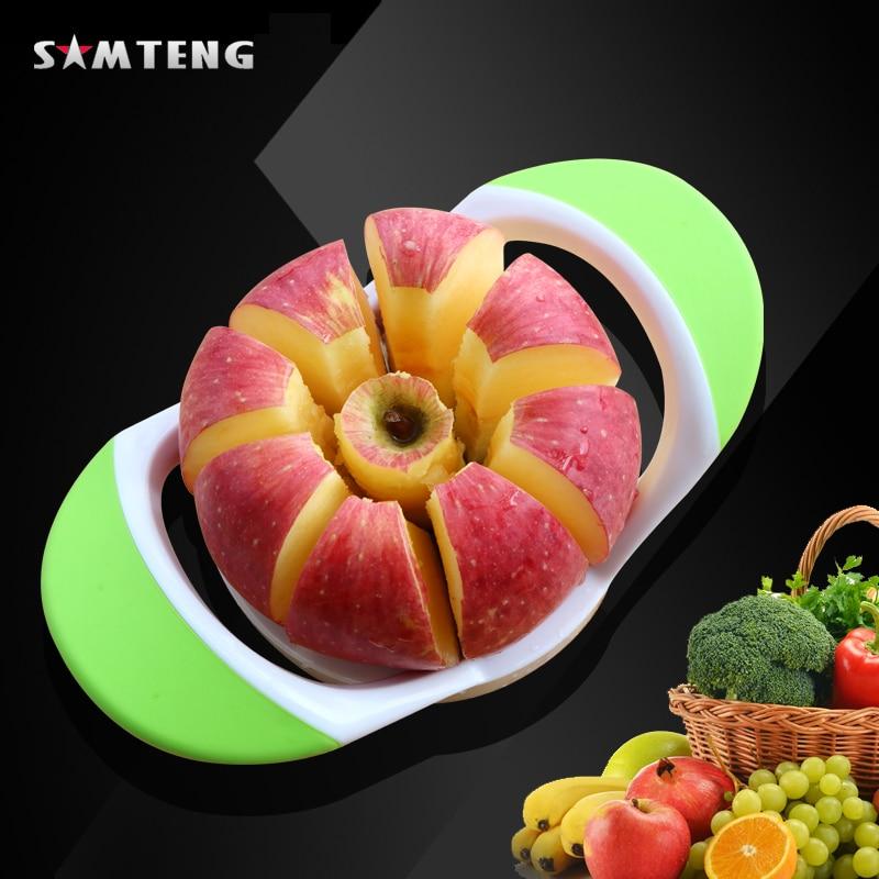 Apple slicers & potato slicer & tomato slicer Corers tool cut fruit Multi - function stainless steel fruit Vegetable Tools