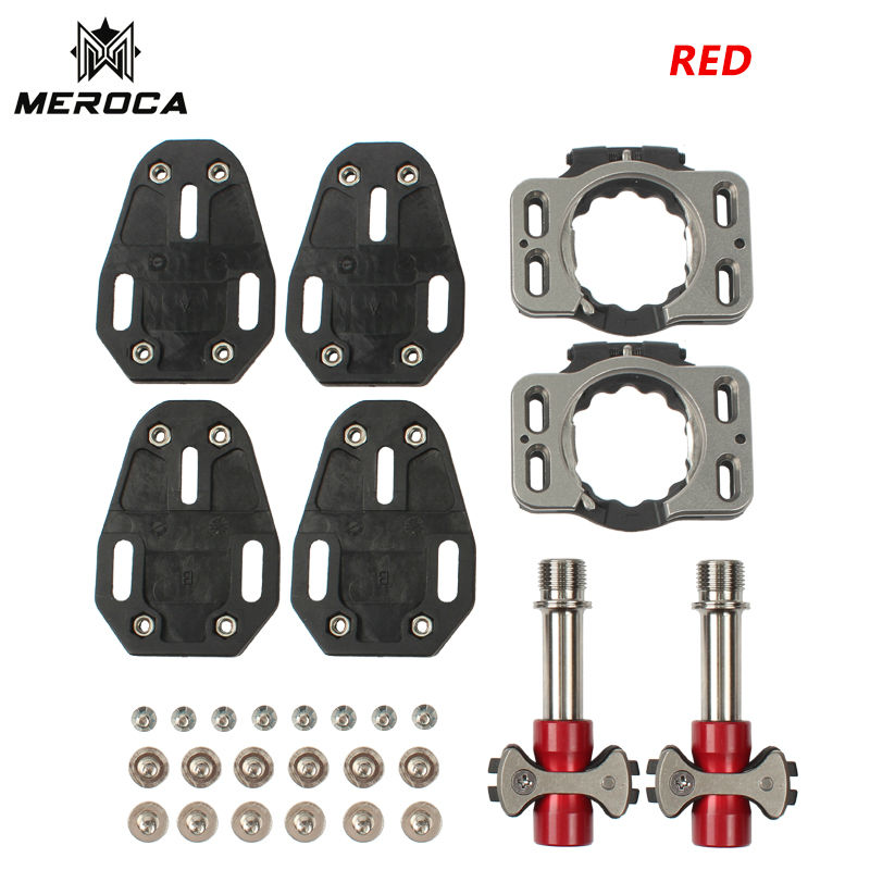 2019 new High quality super light pedales bicicleta mtb bike pedals RACEWORKS Speed play Zero Pave