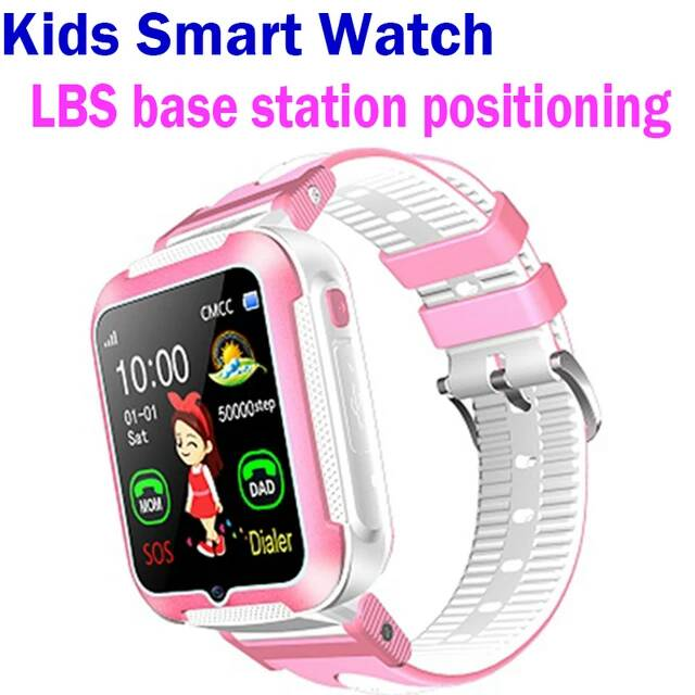 GPS E7 Kids Children Baby Smart Watch SOS Call GPS Location Touch Screen Device Tracker Kid Safe Anti Lost Monitor Smartwatch купить в Москве 2019