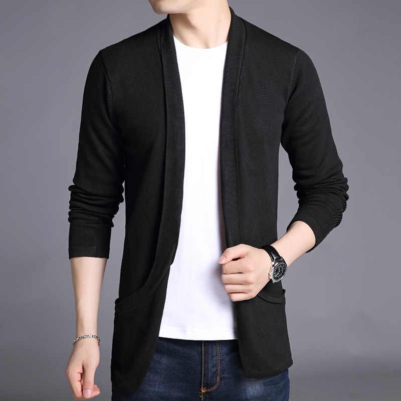MRMT 2019 бренд осень зима новые мужские куртки свитер чистый цвет пальто для мужчин свитер куртка верхняя одежда Gar мужчины t