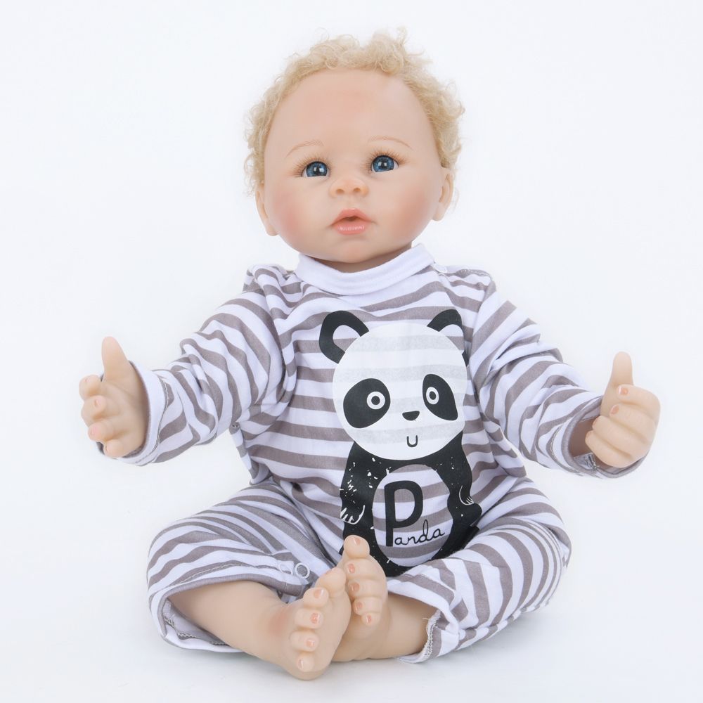 2255cm Curly Mohair Adorable Baby Alive Doll Reborn Doll Lifelike Cloth Body Newborn Babe Doll Boneca Kids Toy2255cm Curly Mohair Adorable Baby Alive Doll Reborn Doll Lifelike Cloth Body Newborn Babe Doll Boneca Kids Toy