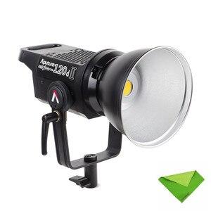 Фотосъемка Aputure LS C120d 120D II, светодиодный светильник 180 Вт при дневном свете, непрерывный свет для видео + крепление Bowens, Двойной источник питан...