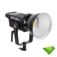 Aputure LS C120d 120D II Photography Daylight 180W LED Lamp Continuous Video Light+Bowens Mount Dual Power Supply With Remote