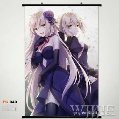 Anime  Home Decor Poster Wall Scroll   FateApocrypha FateGrand Order